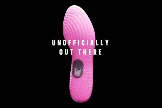 阿迪和谷歌联合研发未来运动鞋垫