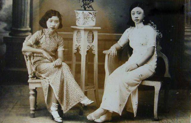 中国近代女鞋的演变:从弓鞋到高跟鞋的过程