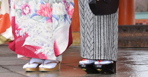 日本传统Tabi袜套